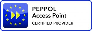 PEPPOL access point certified provider logo