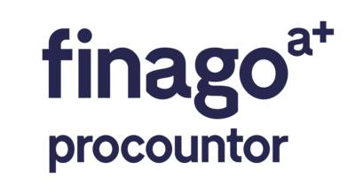 Finago_Procountor_a+_Secondary_Logo_Blue_RGB